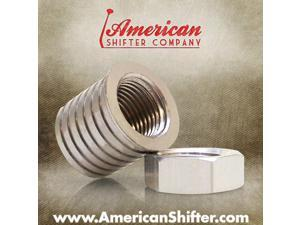 American Shifter 12Mm X 1.75 To 16Mm X 1.5 Custom Shift Knob Adapter ASCAD18