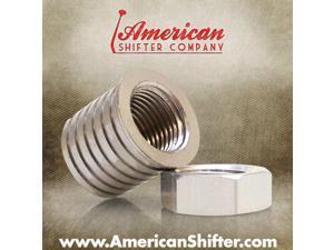 American Shifter 12Mm X 1.25 - To - 16Mm X 1.5 Custom Shift Knob Adapter ASCAD17