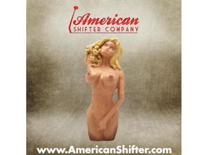 American Shifter Candy Blonde Naked Lady Custom Shift Knob ASCSN00017