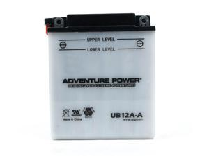 UPG Adventure Power UB12A-A Conventional Power Sports Battery 42001