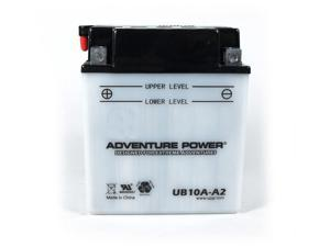 UPG Adventure Power UB10A-A2 Conventional Power Sports Battery 42514