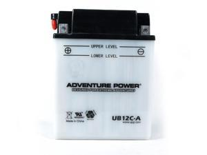 UPG Adventure Power UB12C-A Conventional Power Sports Battery 42522