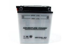UPG Adventure Power UB12AL-A2 Conventional Power Sports Battery 42520