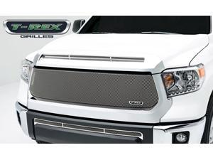 T-Rex Sport Series, Formed Mesh, Main Grille, Replacement, 1 Pc, Triple Chrome Plated Stainless Steel 44965
