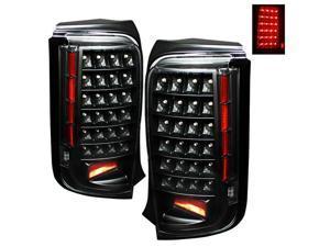 Spyder Auto Scion XB 08-10 LED Tail Lights - Black 5013156