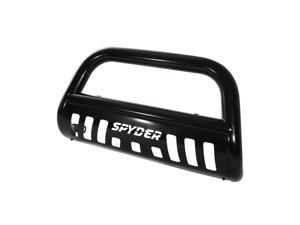 Spyder Auto Toyota Tundra 07-13 - 3 Inch Bull Bar Powder Coated - Black 5032140