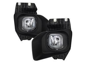 Spyder Auto Ford F250 F350 F450 F550 XLT 2011-2014 OEM Style Fog Lights - Clear 5076151