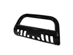 Spyder Auto Chevy Silverado 07-10 1500LD - 3 Inch Bull Bar Powder Coated - Black 5037565