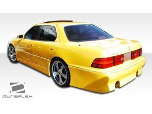 1990-1994 Lexus LS Series Duraflex V-Line Side Skirts 100951
