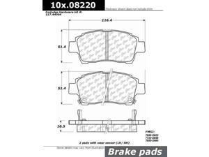 Centric Disc Brake Pad 105.08220