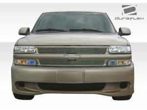1999-2002 Chevrolet Silverado 2000-2006 Tahoe Suburban Duraflex Lightning SE Front Bumper 103054