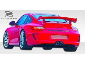 2009-2011 Porsche 997 C4 C4S Turbo Duraflex GT3-V2 Look Rear Bumper (will require modifications to the exhaust on C4 C4S Turbo Models) 107241