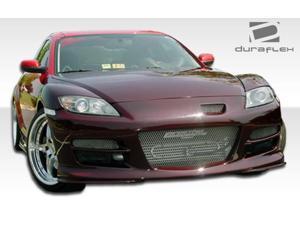 2004-2008 Mazda RX-8 Duraflex GT Competition Front Bumper 100579