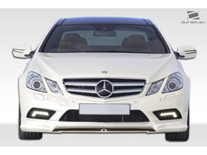 2010-2012 Mercedes Benz E Class C207 2DR CR-S Front Lip Spoiler (will fit AMG-Sport Bumpers only) 107147