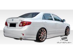 2009-2010 Toyota Corolla Duraflex GT Sport Rear Lip Spoiler 104600