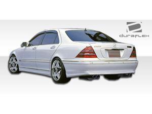 2000-2002 Mercedes Benz S Class W220 Duraflex BR-S Rear Lip Spoiler 102321