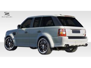 2006-2009 Land Rover Range Rover Sport Duraflex HM-S Rear Bumper (3-pieces) 107142