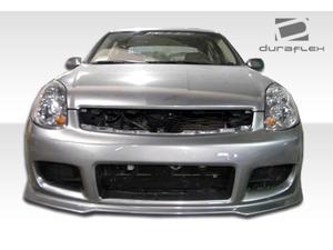 2003-2004 Infiniti G Sedan G35 Duraflex GT Competition Front Bumper 100470