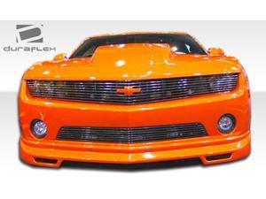 2010-2012 Chevrolet Camaro V6 Duraflex Racer Front Lip Spoiler 105981