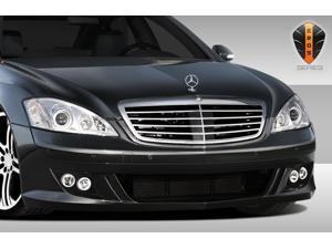 2007-2009 Mercedes Benz S Class W221 Eros Version 1 Front Bumper 107789