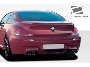 2004-2010 BMW 6 Series E63 E64 Duraflex M6 Look Rear Bumper 107704