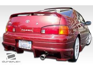 1992-1995 Toyota Paseo Duraflex Bomber Rear Bumper 101210