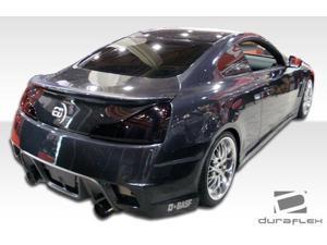 2008-2012 Infiniti G Coupe G35 Duraflex GT Concept Rear Bumper 104677