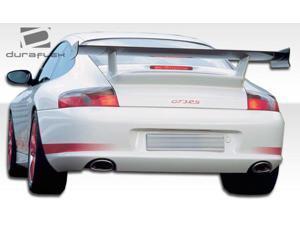 1999-2004 Porsche 996 C2 C4 Duraflex GT-3 RS Look Rear Bumper 105123