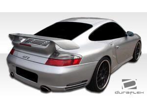 2001-2004 Porsche 996 Turbo C4S Duraflex GT-2 Look Rear Bumper 105115
