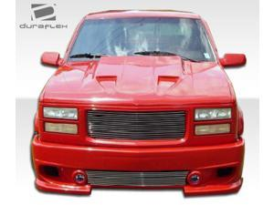 1988-1999 Chevrolet GMC C/K Pickup 1992-1999 Tahoe Yukon Suburban Duraflex Phantom Front Bumper 103052
