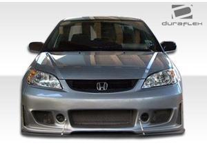 2004-2005 Honda Civic 2DR/4DR Duraflex B-2 Front Bumper 103309