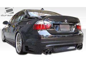 2006-2008 BMW 3 Series E90 Duraflex R-1 Rear Bumper 105352