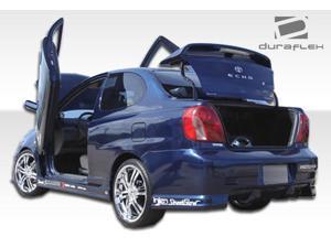 2000-2005 Toyota Echo Duraflex C-1 Rear Bumper 103202