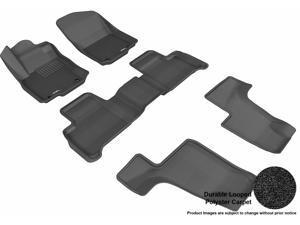 3D MAXpider L1MB03902209 MERCEDES-BENZ GL-CLASS (X166) 2013-2014 CLASSIC BLACK R1 R2 R3