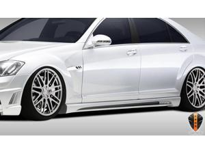2007-2012 Mercedes Benz S Class W221 Eros Version 2 Side Skirts (long wheel base) 107793