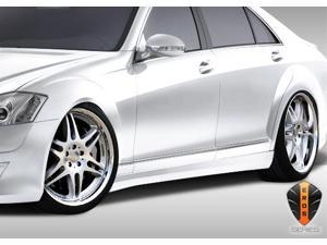 2007-2012 Mercedes Benz S Class W221 Eros Version 1 Side Skirts (long wheel base) 107790