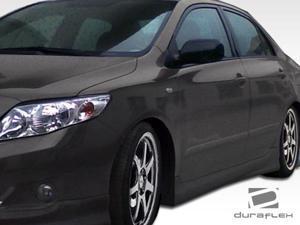 2009-2012 Toyota Corolla Duraflex GT Sport Side Skirts 104599