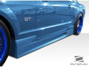 2005-2012 Ford Mustang Duraflex GT Concept Side Skirts 103636