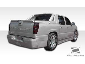 2002-2006 Chevrolet Avalanche Duraflex VIP Side Skirts 103934
