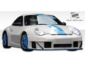 2002-2004 Porsche 996 C2 C4 Duraflex GT3 RSR Look Wide Body Kit -9 Piece 105493