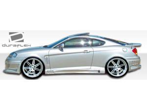 2003-2006 Hyundai Tiburon Duraflex Racer Side Skirts 106054