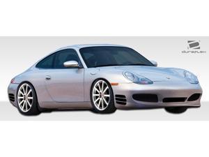1999-2001 Porsche 996 Duraflex Turbo Look Kit (will not fit turbo models ) 107092
