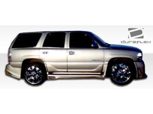 2001-2006 GMC Denali XL Duraflex Platinum Side Skirts (4-pieces) 100346