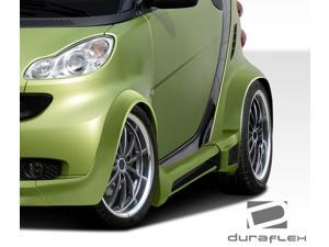 2008-2011 Smart ForTwo Duraflex GT300 Wide Body Side Skirts (4 Pieces) 107840