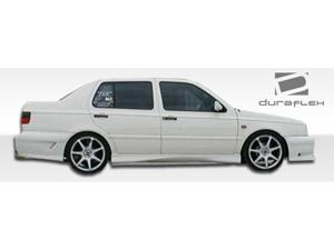 1993-1998 Volkswagen Golf Jetta Duraflex Kombat Side Skirts 101360