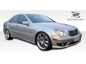 2001-2007 Mercedes Benz C Class W203 Duraflex AMG Style Side Skirts 103078