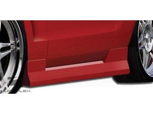2005-2012 Ford Mustang Duraflex Hot Wheels Side Skirts 105858