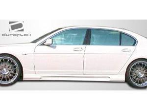 2002-2008 BMW 7 Series E65 Duraflex HM-S Side Skirts (long wheel base models) 106114