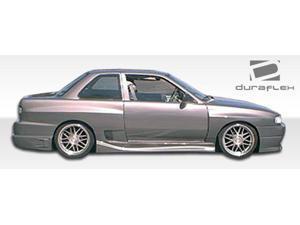 1991-1994 Nissan Sentra 2DR Duraflex Drifter Side Skirts 101022