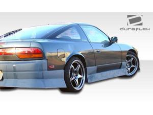 1989-1994 Nissan 240SX Duraflex Type U Side Skirts 103548